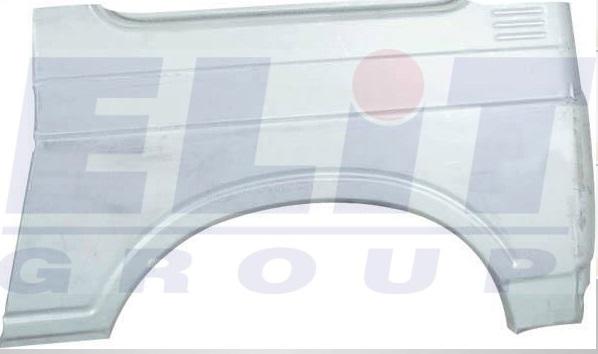 Sárvédő hátsó kerékjárat Jobb v. Bal oldal