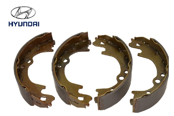 Fékpofa garnitúra K2500/K2700, Mazda, Hyundai 220*56mm