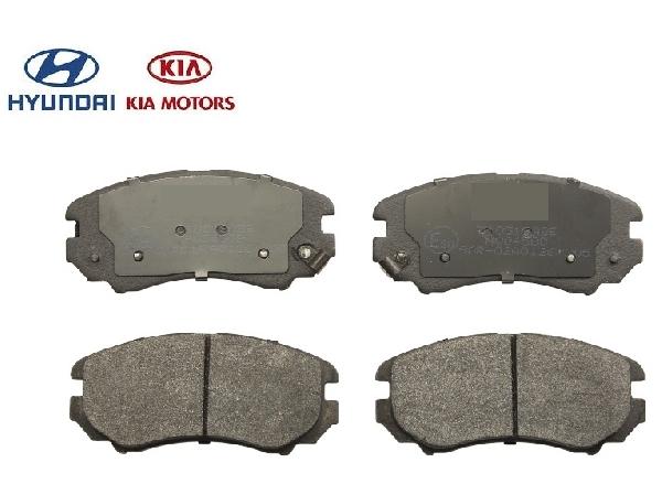 Fékbetét 2010-ig első Hyundai Tucson Kia Sportage