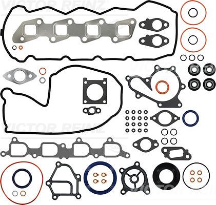 Tömítés készlet teljes, Nissan Navara d40, Pathfinder R51 (Reinz)