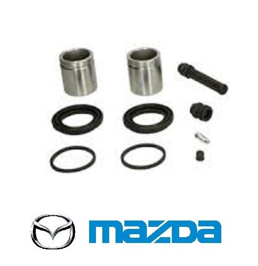 Féknyeregjavító készlet dugattyúval Mazda E2200 (dupladugattyús)