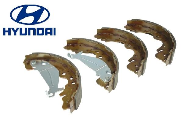 Fékpofa garnitúra Hyundai H1 295*54
