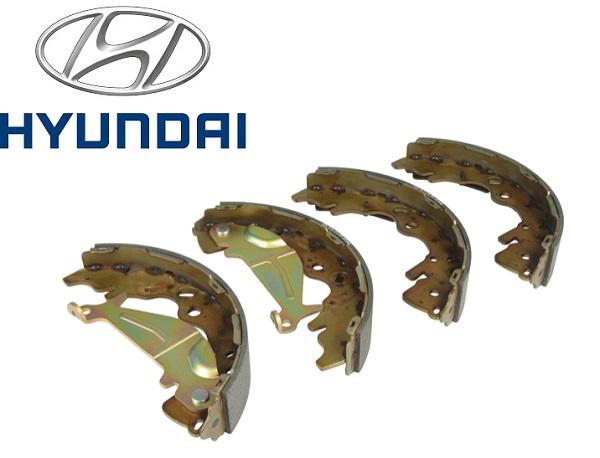 Fékpofa garnitúra,  Hyundai H1,  2006-tól