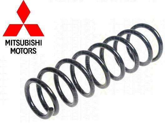 Spirálrugó, rugó hátsó Mitsubishi ASX
