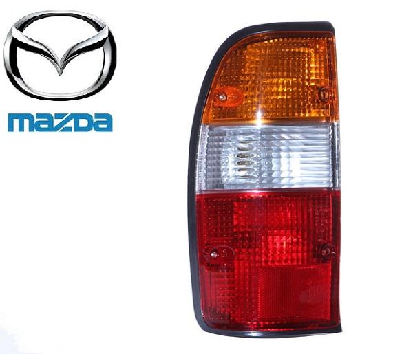Hátsó lámpa bal Mazda B2500 (narancs-fehér-piros)