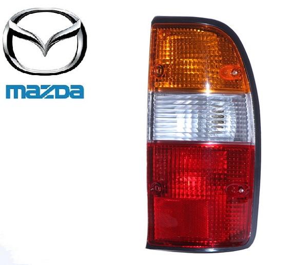 Hátsó lámpa jobb Mazda B2500 (narancs-fehér-piros)