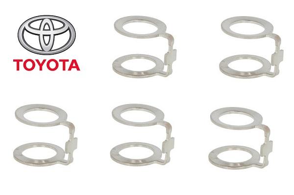 Porlasztó tömítés szett (5db) Toyota D-4D