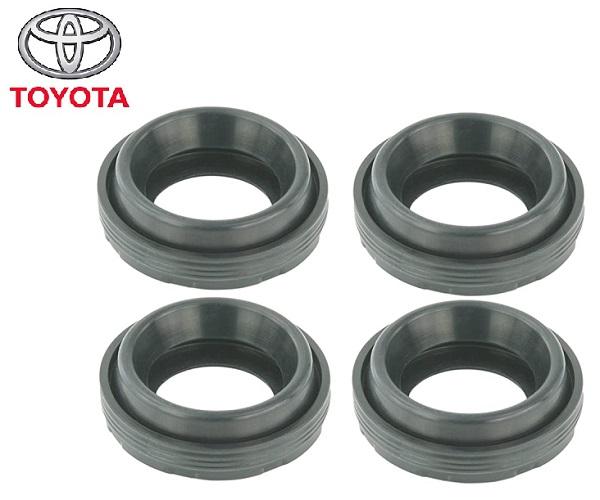 Szimering, szelepfedél szimering szett (4db) Toyota Hilux D-4D