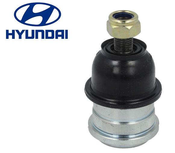 Lengőkar gömbfej első, támasztó gömbfej,  Hyundai Matrix