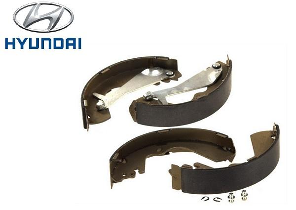 Fékpofa garnitúra Hyundai Galloper