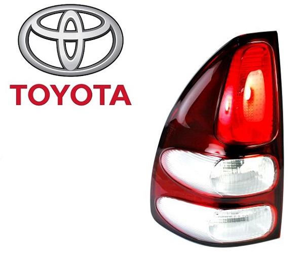 Hátsó lámpa bal Toyota Land Cruiser 02-10