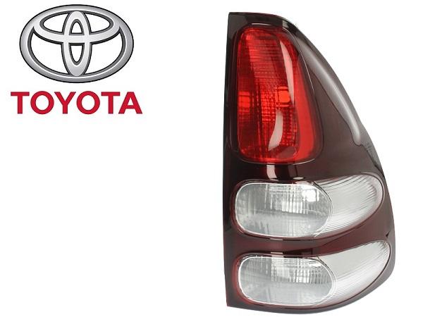 Hátsó lámpa jobb Toyota Land Cruiser 02-10